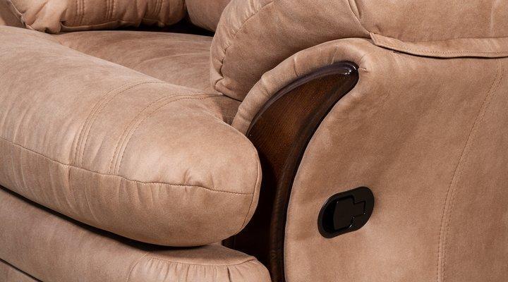 Кожаное кресло Нью-Йорк - 11