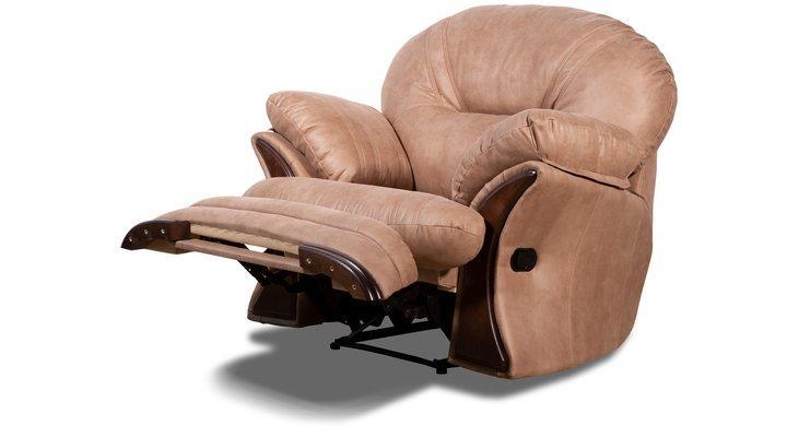 Кожаное кресло Нью-Йорк - 4