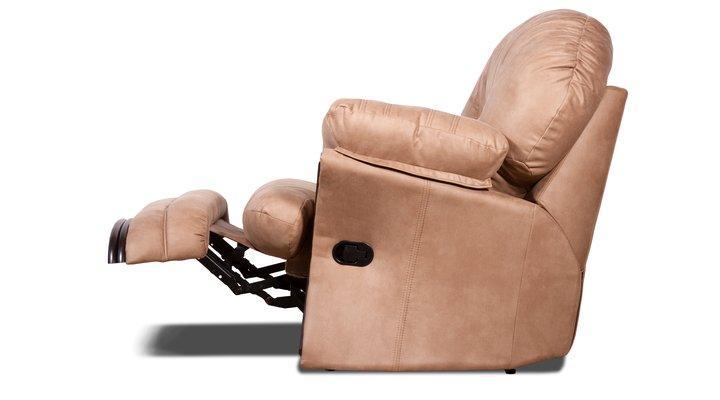 Кожаное кресло Нью-Йорк - 5