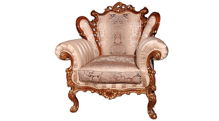 Кожаное кресло Белла - 2