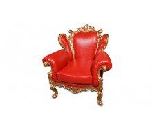 Кожаное кресло Белла