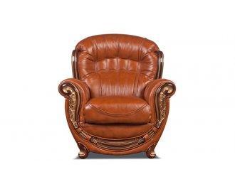 Кожаное кресло Джозеф