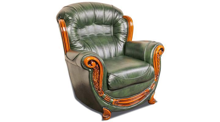Кожаное кресло Джозеф - 2