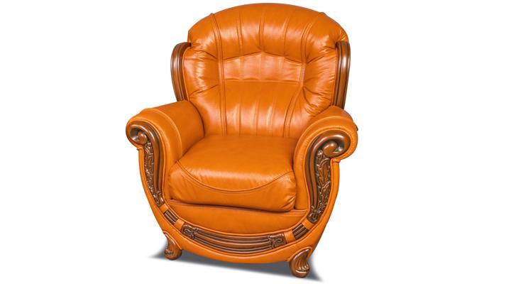 Кожаное кресло Джозеф - 3