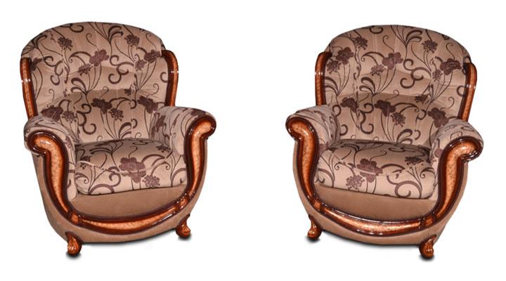 Кожаное кресло Джове - 4