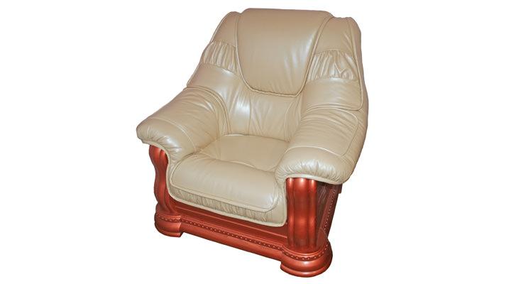 Кожаное кресло Гризли 100 - 5