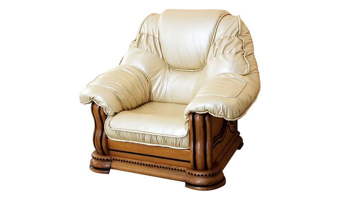 Кожаное кресло Гризли 100 - 3