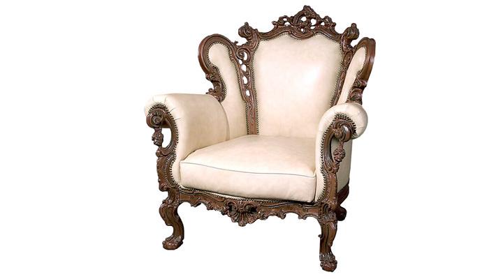 Кожаное кресло Изабелла - 2