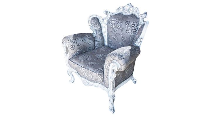 Кожаное кресло Изабелла - 5