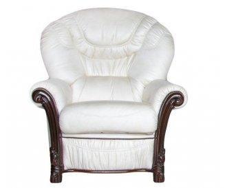 Кожаное кресло Фрэйзер