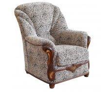 Кожаное кресло Вилон