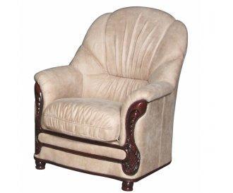Кожаное кресло Руби