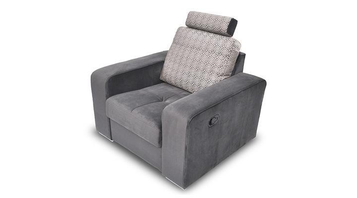 Кожаное кресло реклайнер FX 10 BIS (Ф-Икс 10 Бис) - 4