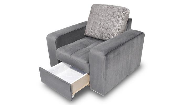 Кожаное кресло реклайнер FX 10 BIS (Ф-Икс 10 Бис) - 2