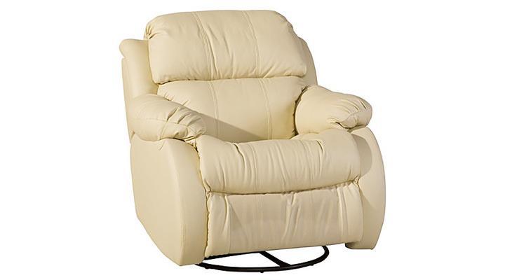 Кожаное кресло реклайнер Реглайнер