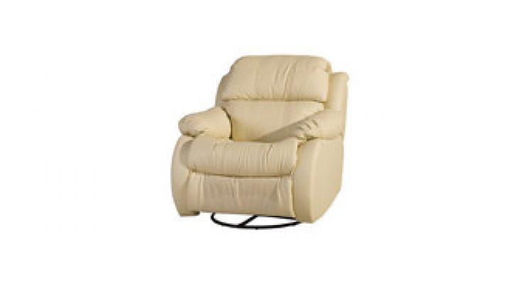 Кожаное кресло реклайнер Реглайнер - 2