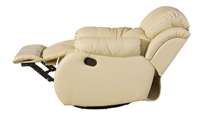 Кожаное кресло реклайнер Реглайнер - 4
