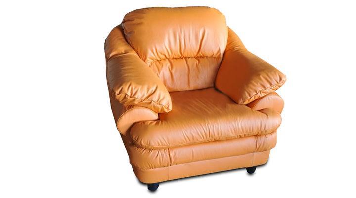 Кожаное кресло Sara
