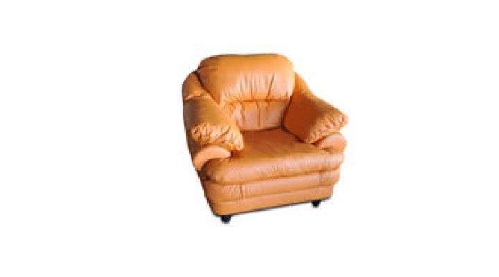 Кожаное кресло Sara - 4