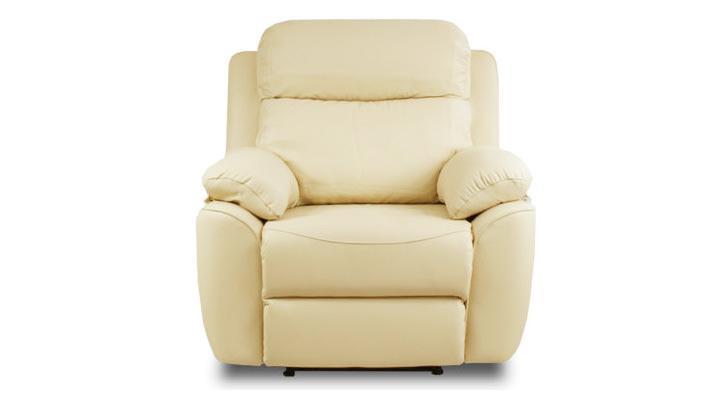 Кожаное кресло Alabama Bis (Алабама Бис)
