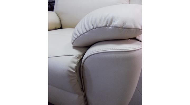 Кожаное кресло Alabama Bis (Алабама Бис) - 7