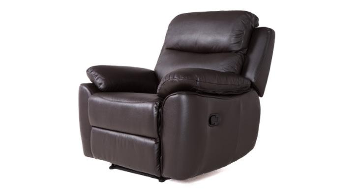 Кожаное кресло Alabama Bis (Алабама Бис) - 3