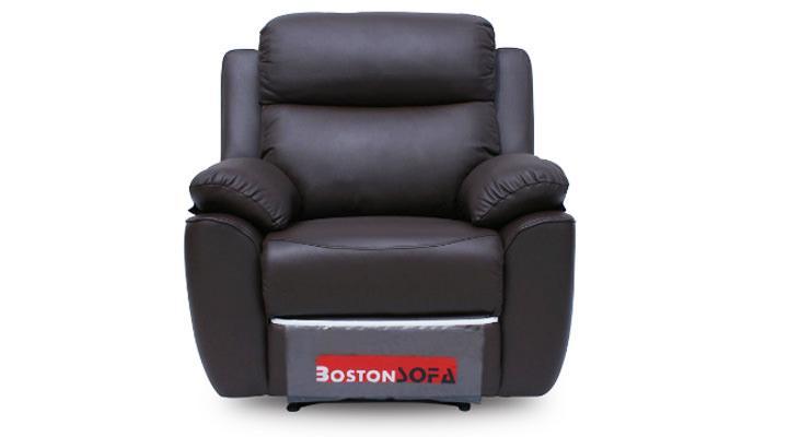 Кожаное кресло Alabama Bis (Алабама Бис) - 2
