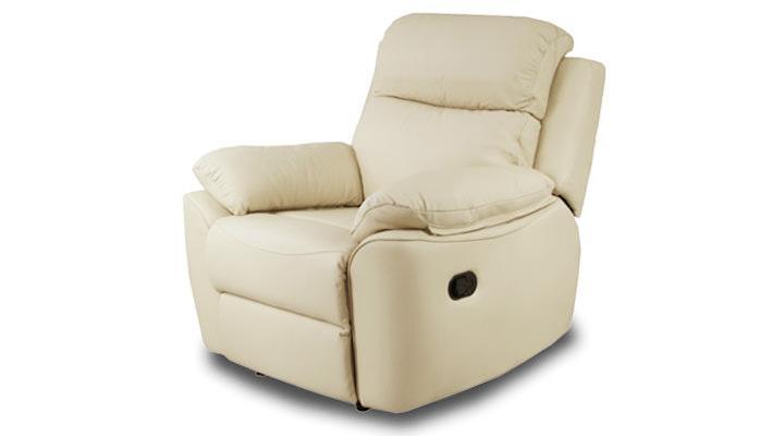 Кожаное кресло Alabama Bis (Алабама Бис) - 5