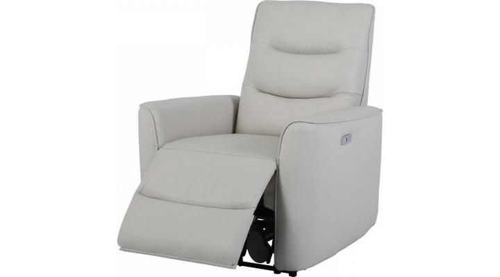 Кожаное кресло реклайнер Грин - 10