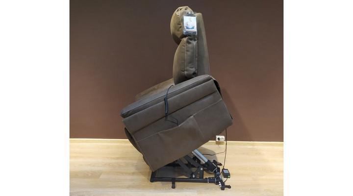 Кресло реклайнер Смарт - 8