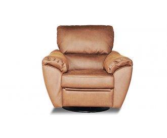 Кресло с реклайнером Келли