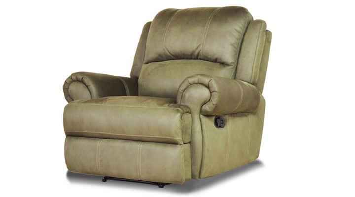 Кожаное кресло Сидней