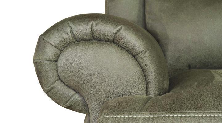 Кожаное кресло Сидней - 5