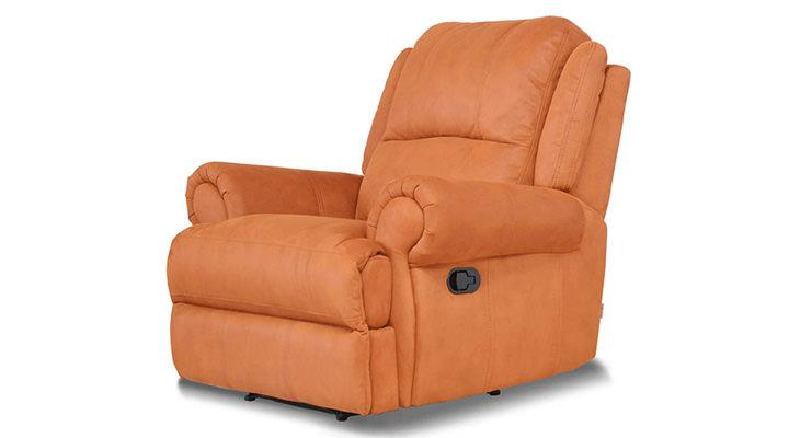 Кожаное кресло Сидней - 3