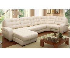 Шкіряний модульний диван Вінс - 289