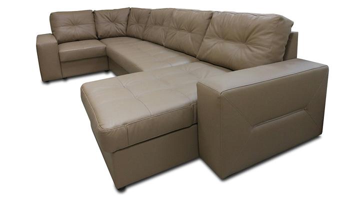 Кожаный модульный диван Калифорния B1-368 - 3