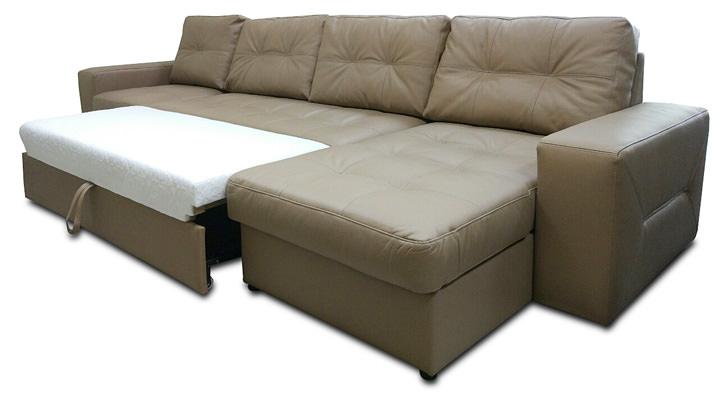 Кожаный модульный диван Калифорния B1-368 - 12