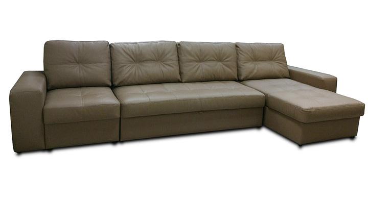 Кожаный модульный диван Калифорния B1-368 - 11