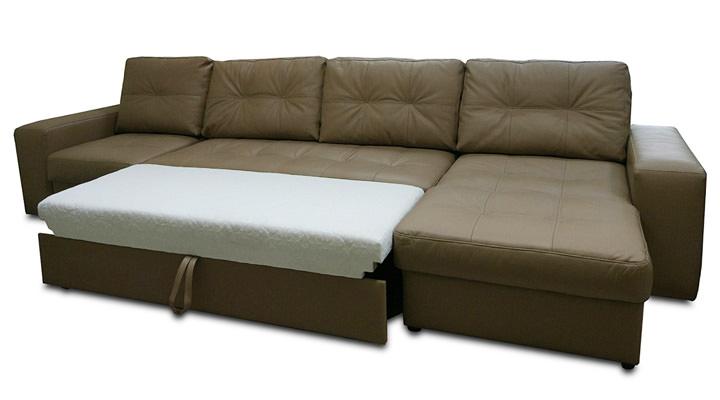Кожаный модульный диван Калифорния B1-368 - 5