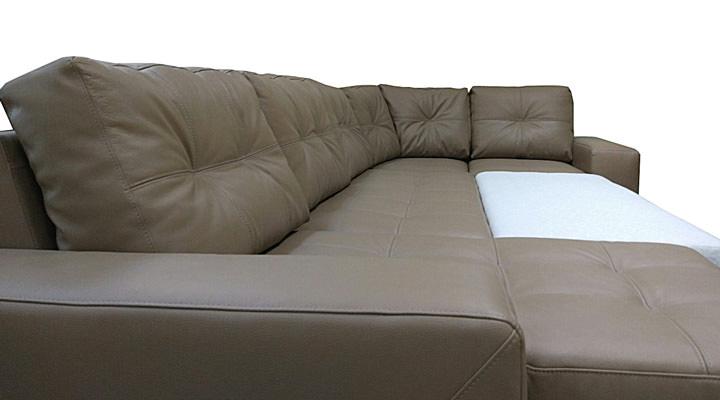 Кожаный модульный диван Калифорния B1-368 - 7