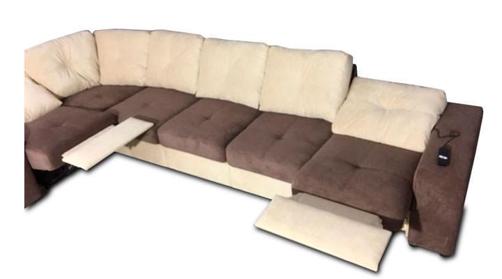 Модульный диван Калифорния В1-382 - 9
