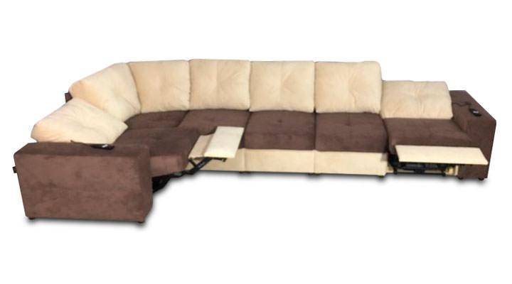 Модульный диван Калифорния В1-382 - 4