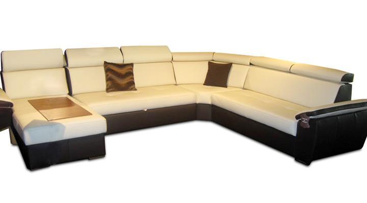 Кожаный модульный диван FX-15 (Ф-Икс 15)