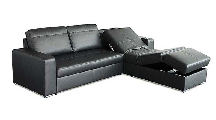 Кожаный угловой диван FX-10  (Ф-Икс 10)