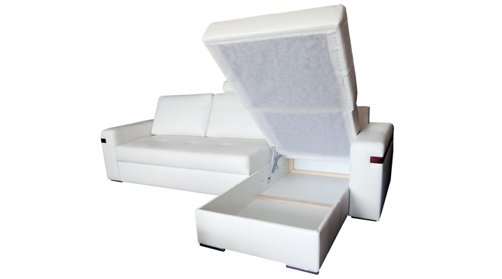 Кожаный модульный диван FX-10 (Ф-Икс 10) - 10