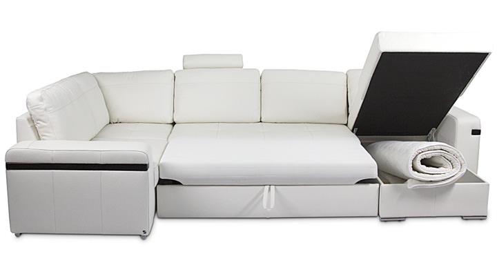 Кожаный модульный диван FX-10 (Ф-Икс 10) - 5