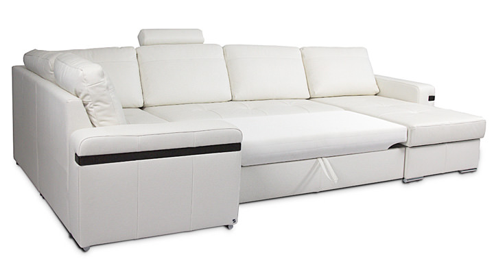 Кожаный модульный диван FX-10 (Ф-Икс 10) - 7