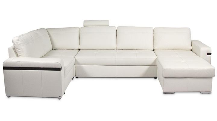 Кожаный модульный диван FX-10 (Ф-Икс 10) - 6