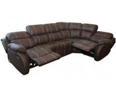 Кожаный модульный диван Reglainer (Реглайнер)