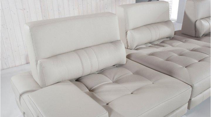 Кожаный модульный диван Mediolan (Мэдиолан) - 2